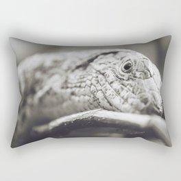 Southeastern Girdled Lizard Rectangular Pillow