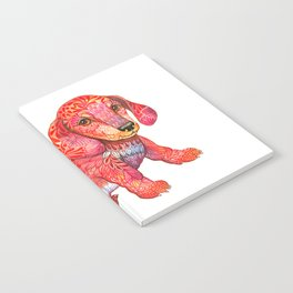 Mini Dachshund  Notebook
