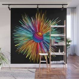 Color Explosion Three Wall Mural