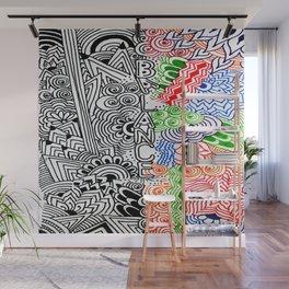 Balance Wall Mural