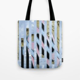 London Slices Tote Bag