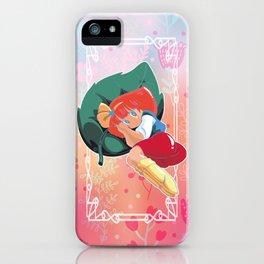 Minky Momo iPhone Case