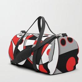 Abstract #962 Duffle Bag
