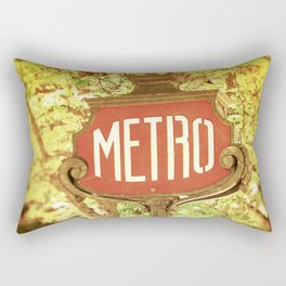 METRO2 Rectangular Pillow