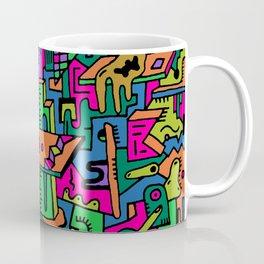 multidimensional maze Coffee Mug