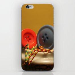 First Date, First Love iPhone Skin