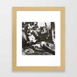 dfa Framed Art Print