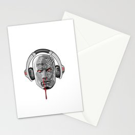 metal headed Stationery Cards