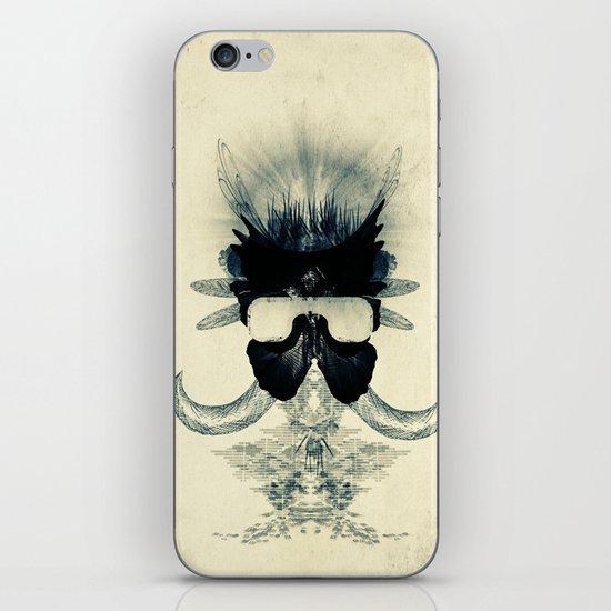 A black angel from Aksoum iPhone & iPod Skin