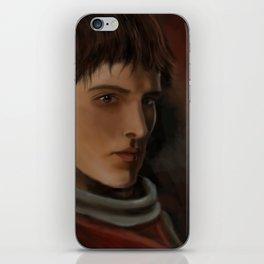 Colin Morgan iPhone Skin