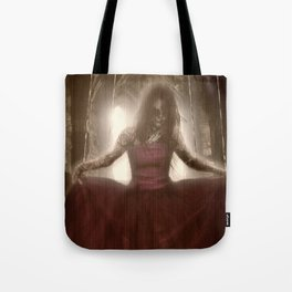 The Marionette Tote Bag
