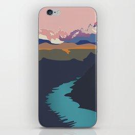 Natural II iPhone Skin