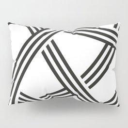 Overlapped Pillow Sham