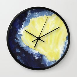 Remember His Miracles ~ Parting of The Sea ~ #31 Wall Clock