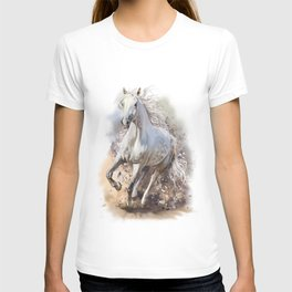 White Horse Gallop T-shirt