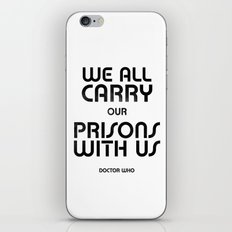 We All iPhone & iPod Skin