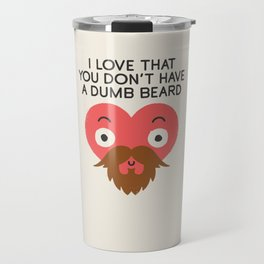Groomed For Love Travel Mug