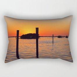 Tarpon Tapestry Rectangular Pillow