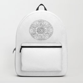 Classic Ceiling Rose Backpack