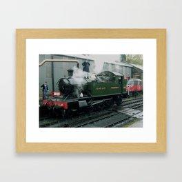 Great Western 4566 Framed Art Print