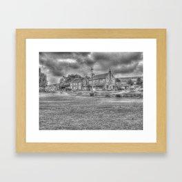 Junction At Goathland Framed Art Print