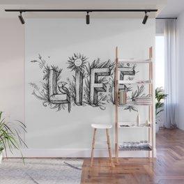 LIFE Wall Mural