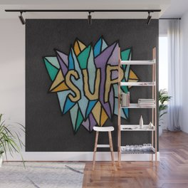 SUP IN SPACE Wall Mural