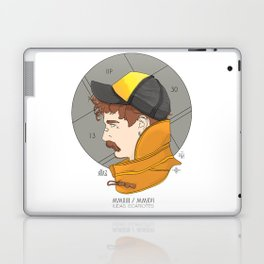 Iudas Iscariotes Laptop & iPad Skin