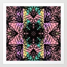Innerspace Art Print