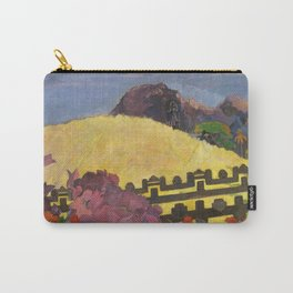 The Sacred Mountain Carry-All Pouch