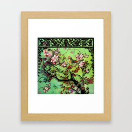 Primaveril Framed Art Print