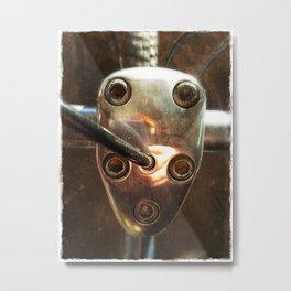 Arm & Hammer Metal Print