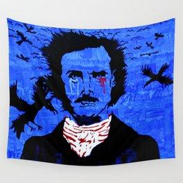 Edgar Allen Poe Wall Tapestry