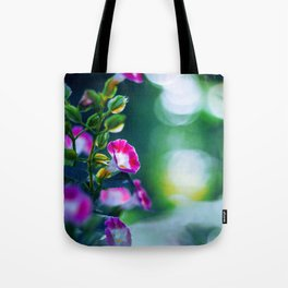 Fading Clarity Tote Bag