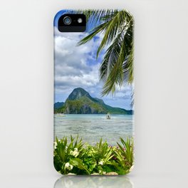 Majestic El Nido iPhone Case