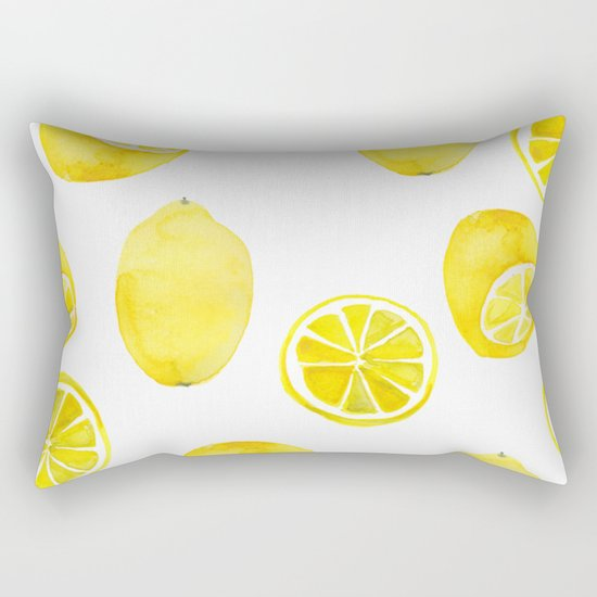Lemon -ade Rectangular Pillow