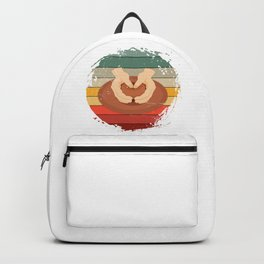 Retro Pottery Backpack
