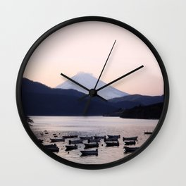 Lonely after Dark (Japan) Wall Clock