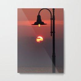 Nightlight Metal Print
