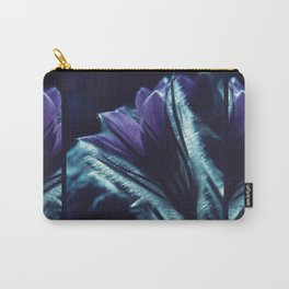 Flower in the Moonlight #2 #Purple Carry-All Pouch