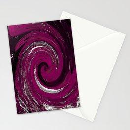grape cyclone Stationery Cards