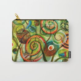 Celebrate Life Carry-All Pouch