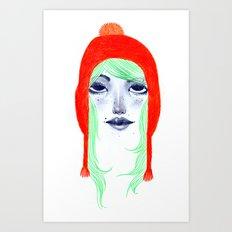 Arange Art Print