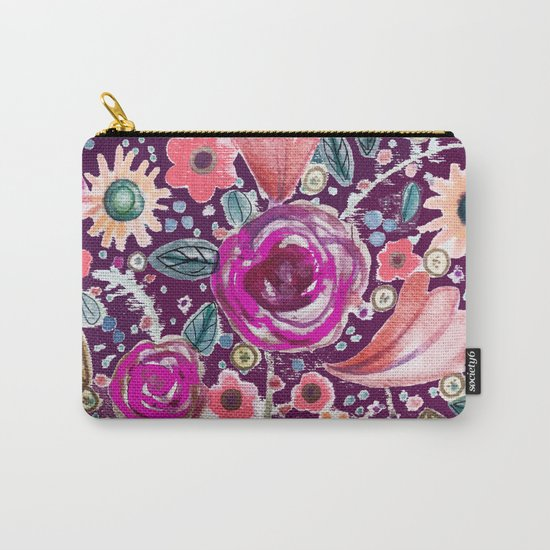 sevilla Carry-All Pouch