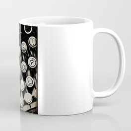 Underwood  typewriter Coffee Mug