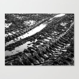 """Field 5026""  Canvas Print"