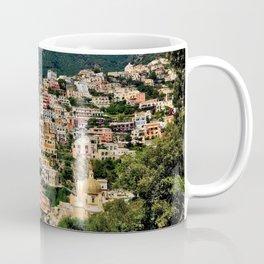 Positano's coast Coffee Mug