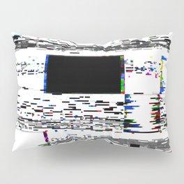 8-Bit Skull Pillow Sham