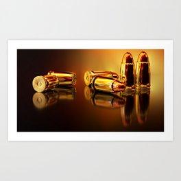 Cartridges Art Print