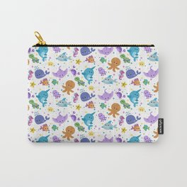 Ocean Cuties Carry-All Pouch